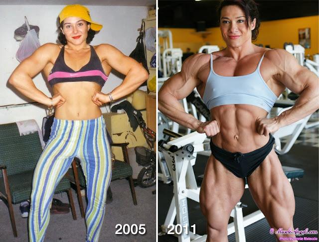 Alina Popa Transformation