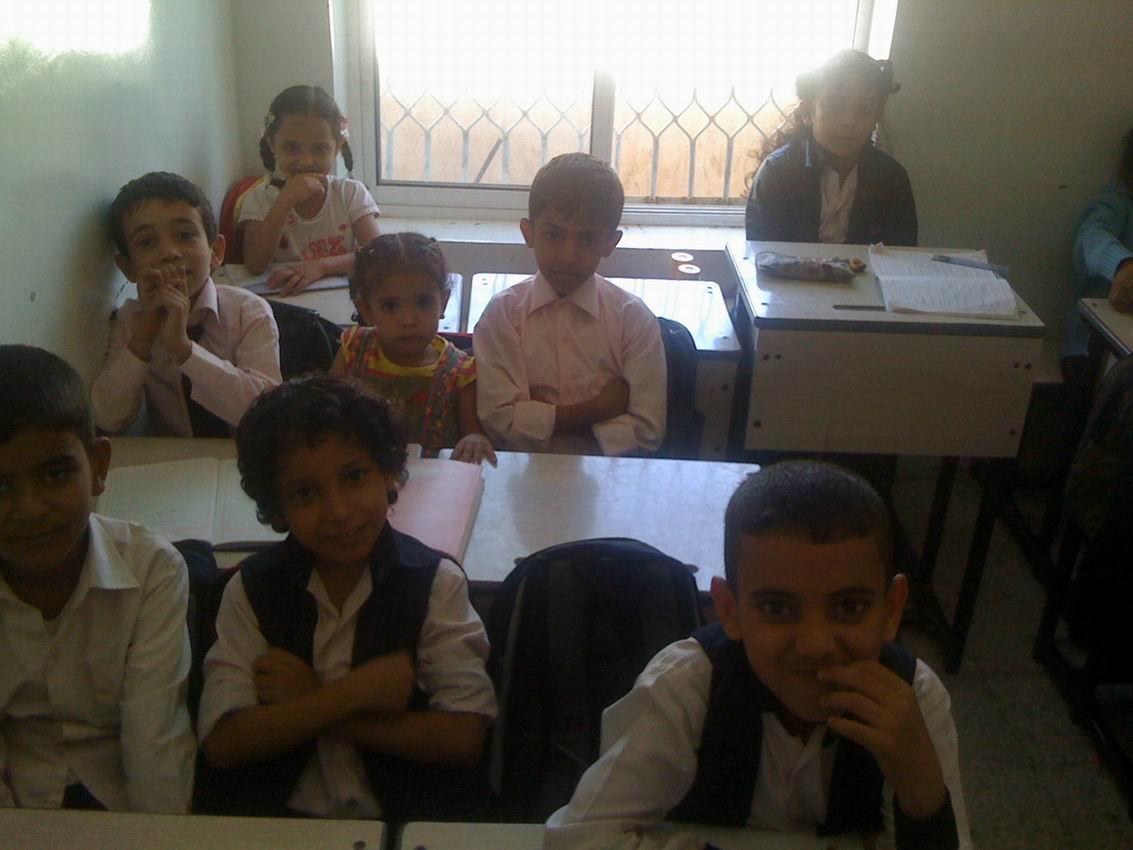 صور طلاب مدارس الخليج الأهلية