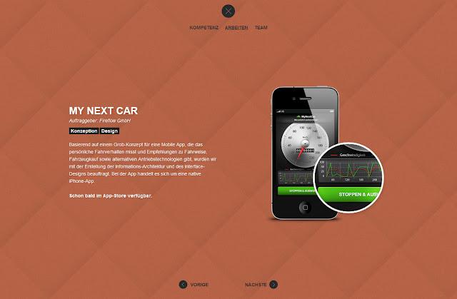 *不是Flash卻有如Flash效果的動態網站:3Digital Web Site 4