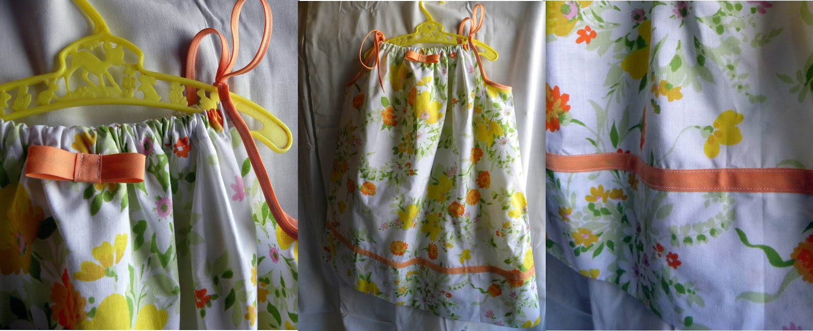 Cute Ideas For Pillowcase Dresses : 402 Center Street Designs: Pillowcase Dress Tutorial