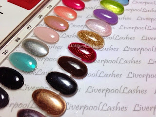 liverpoollashes liverpool lashes pro beauty blogger bblogger nail tech