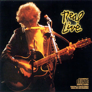 Bob Dylan - Real Live album cover