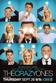 The Crazy Ones Temporada 1 (2013) Online