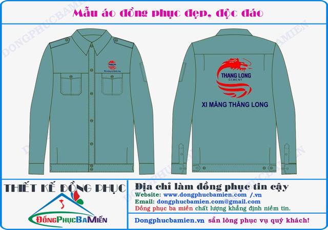 Dong phuc lao dong 005
