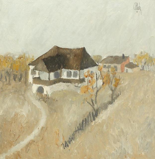 Constantin Piliuță - Casa părintească