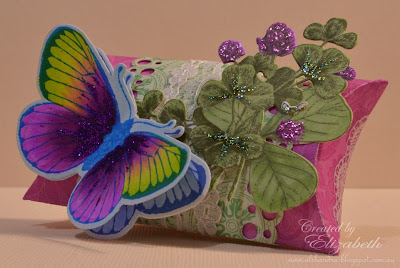 Our Daily Bread Designs, Clover, Butterfly