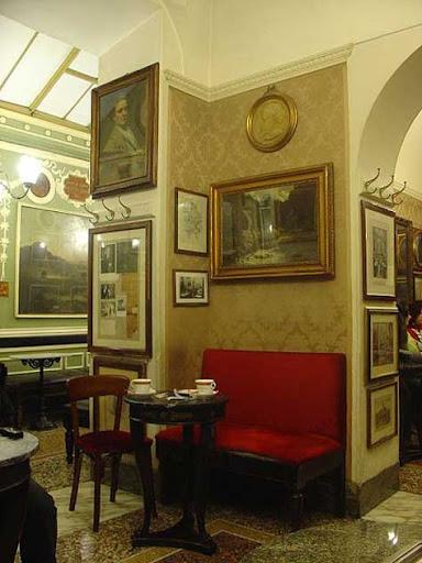 El Greco, un café museo