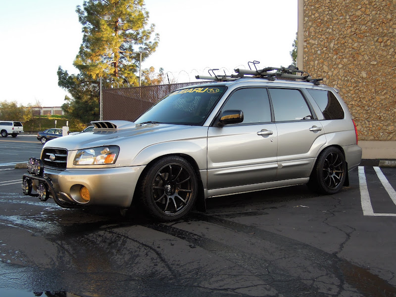 Fs For Sale Ca Sacramento 2005 Forester Xt Auto