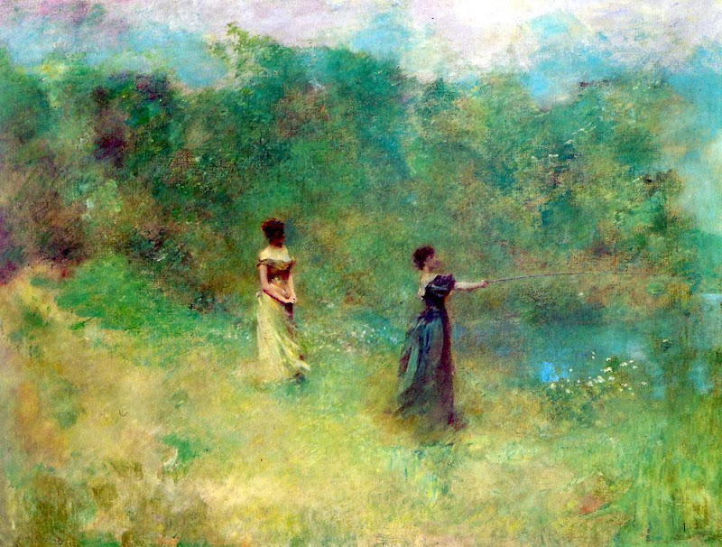 homas Dewing - Summer