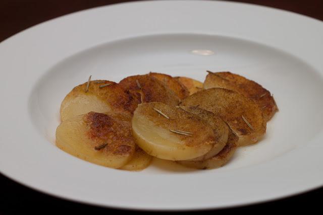 Herb Scallop Potatos - 2