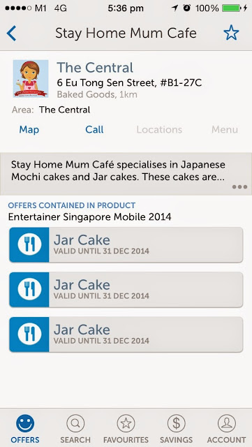 Stay Home Mum Café, The Central @ Clarke Quay