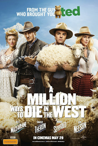 A Million Ways to Die in the West official site