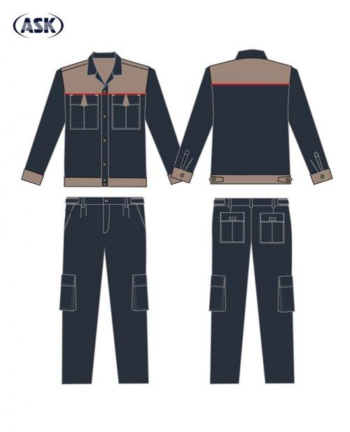 Trang phục Bảo hộ lao động #4