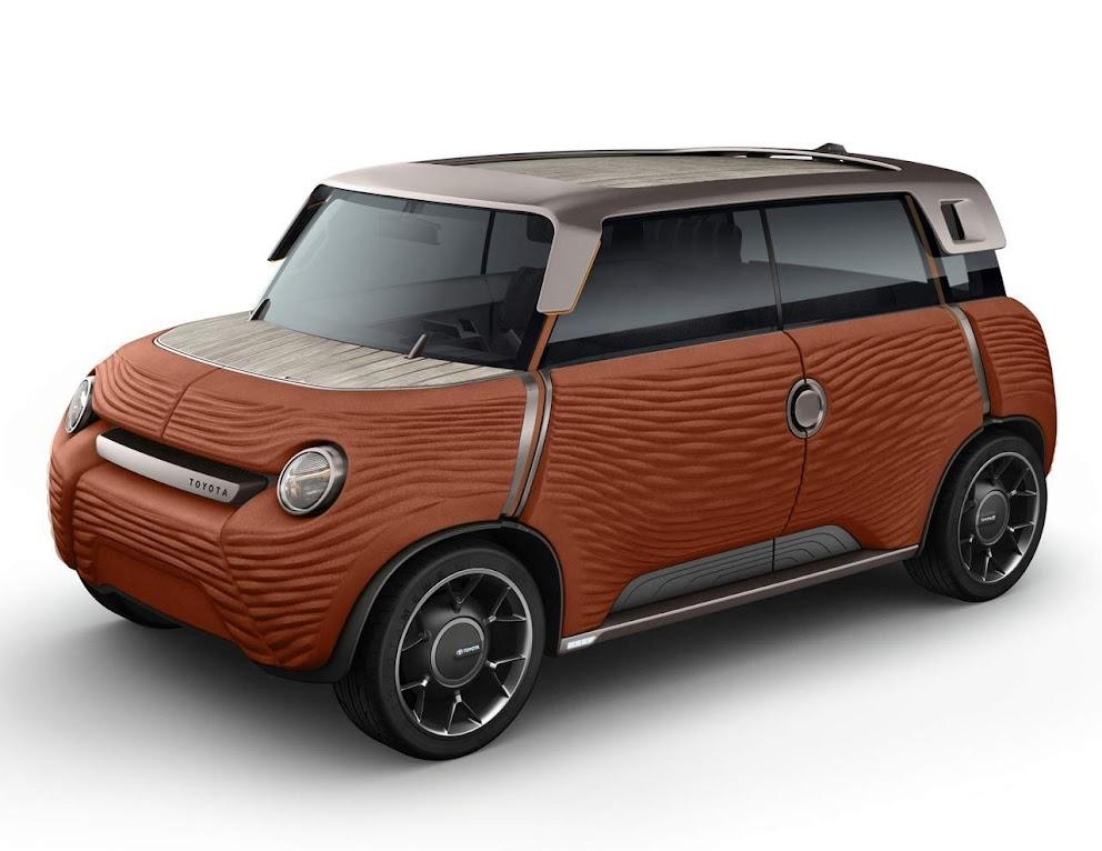 *TOYOTA ME.WE小型遊玩車:電動環保輕巧登場! 12