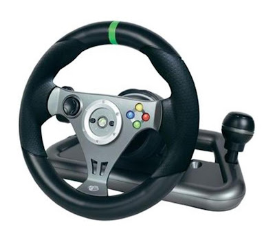 Draadloos Xbox 360 stuur kopen