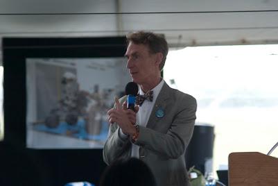It's Bill Nye the Science Guy