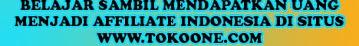 Daftar affiliasi indonesia Tokoone.com