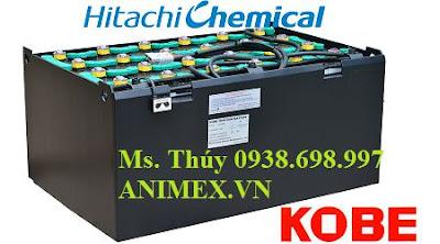 Acquy Hitachi Nhật Bản 48V 485AH