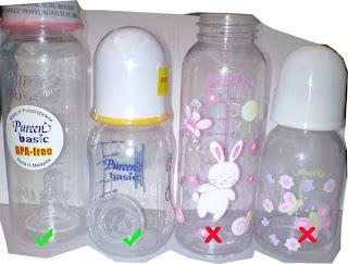 Bisphenol A - policarbonate,botol susu bayi,botol susu yang boleh digunakan,jenama botol susu bebas polikarbonat