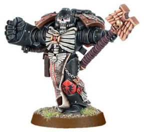 Space Marine Chaplain