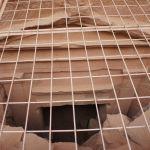 まだ地下に眠っている「エル・ハズネ」の空間