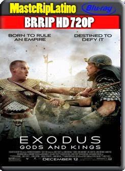 Éxodo: Dioses y Reyes (2014) BRRip 720p Español Latino