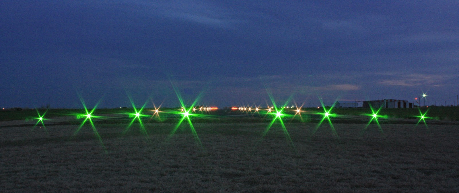 Led runway lights