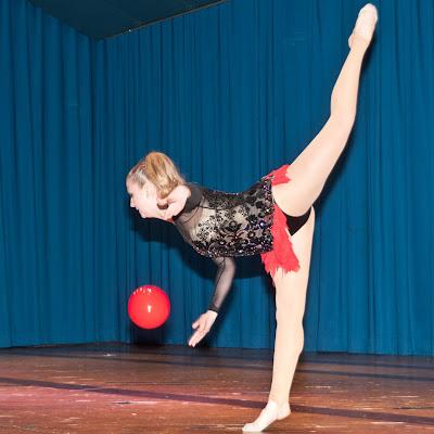 Rhythmische Sportgymnastik Elena Dormidontova