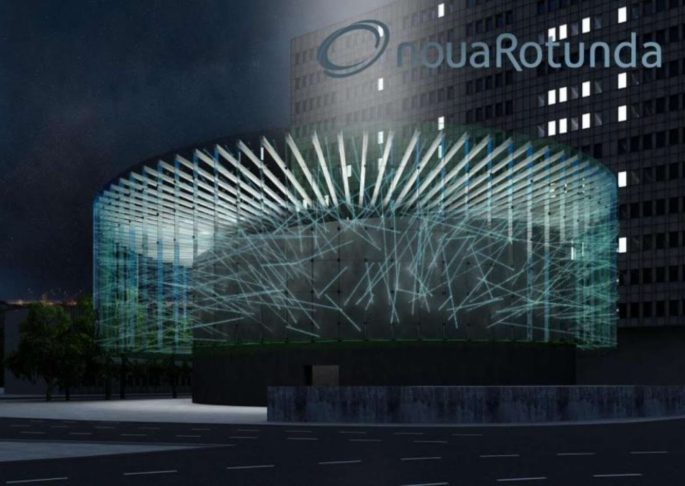 Varsavia, Polonia: Rotunda Warsaw Competition by Kontrapunkt Architecture