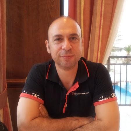 Costas Constantinou