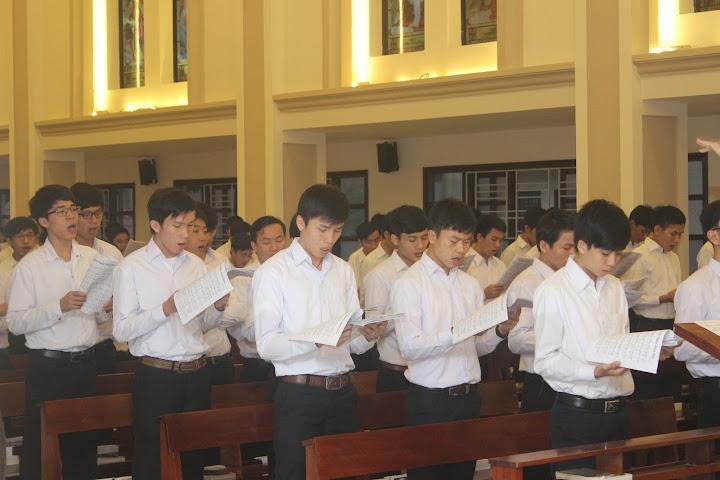 Lễ Đức Mẹ Dâng Mình bổn mạng Chủng Viện Lâm Bích - Nha Trang