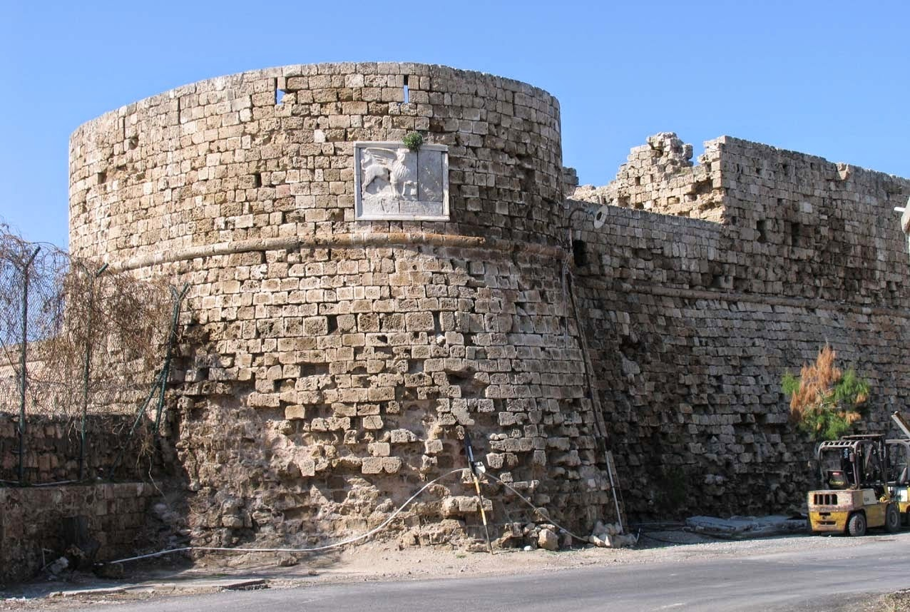 More Stuff: Famagusta's Othello Tower to be restored