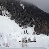 Schneeschuhwandern zur Tarscher Alm