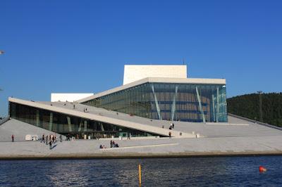 Oslo Opera House - Oslo - Noruega