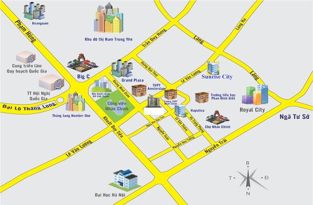Du an BRG Park Residence dau tu sinh loi cao CDT Thudo