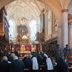 Jahr der Orden - Gebetstreffen bei den Franziskanern, Hofkirche Innsbruck - 20.02.2015