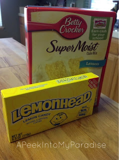 blogger image  1330914920 Guest Post: Lemonhead Cookies from A Peek into My Paradise