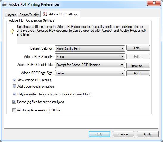 w do i ad adobe pdf