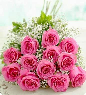розы в подарок