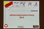 HSV-Generalversammlung und Weihnachtsfeier 2013