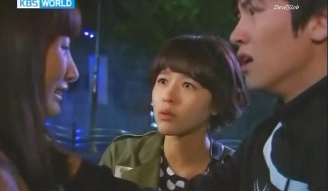 Do Ji Won, Oh Ji Eun, Ji Chang Wook