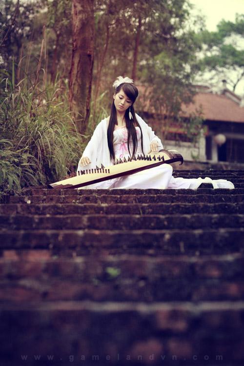 Nàng A Châu dịu dàng trong Thiên Long Bát Bộ 3