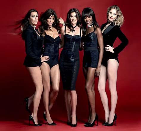 Duran Duran: Girl Panic! - viddeo con Naomi Campbell, Cindy Crawford, Eva Herzigova, Helena Christensen