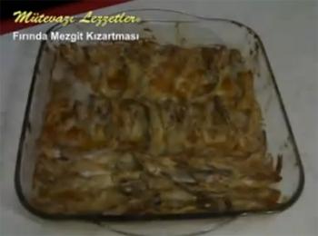Fırında Mezgit Kızartması - Görüntülü Anlatımı