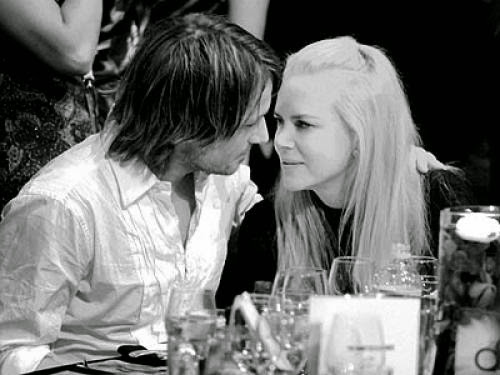 Keith Urban And Nicole Kidman It My Wife And Then My Daughters