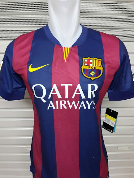 Jual Jersey Barcelona Home 2014-2015 Official