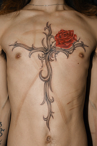 52 Best Cross Tattoos Designs And Ideas