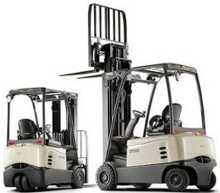 Xe nâng điện 1 - 5 tấn