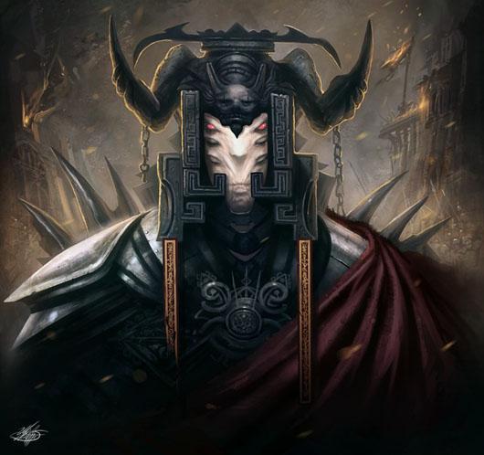 Demon Knight, de Manthos Lappas