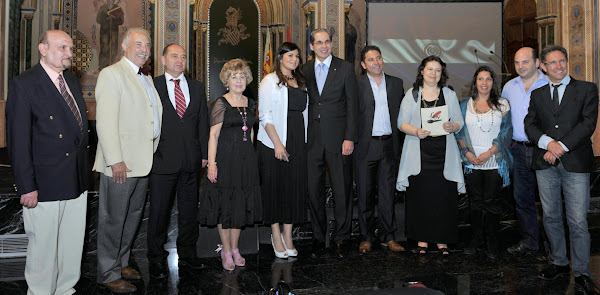 Acto cultural de Paraguay y España